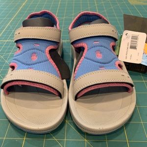 Kids TEVA sandals Size 1